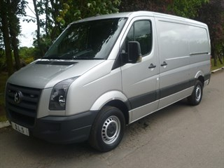 Volkswagen Crafter CR35TDI 109 PSI WITH AIR CON AND PARKING SENSORS