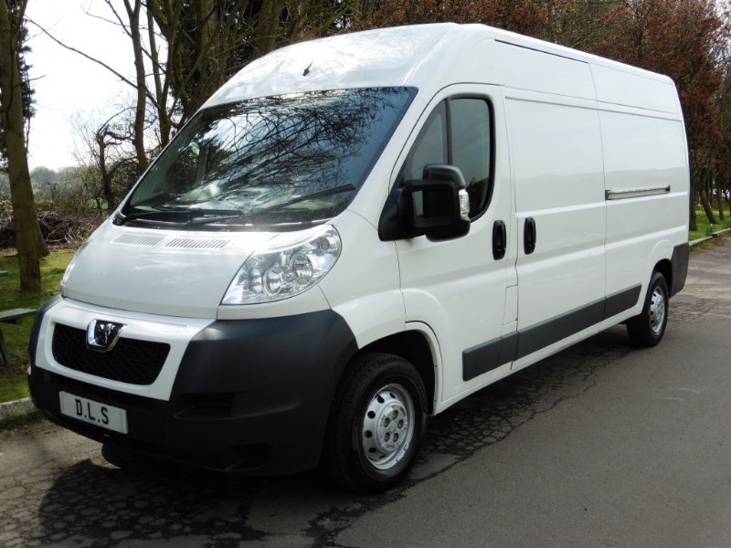 Used Van Lwbs For Sale In Chelmsford Dls Commercials