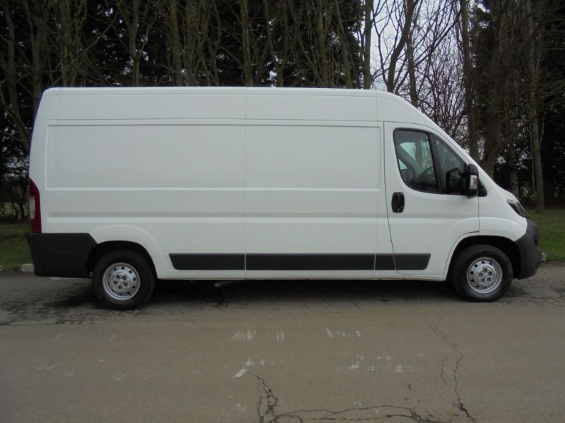 Used White Peugeot Boxer For Sale Essex