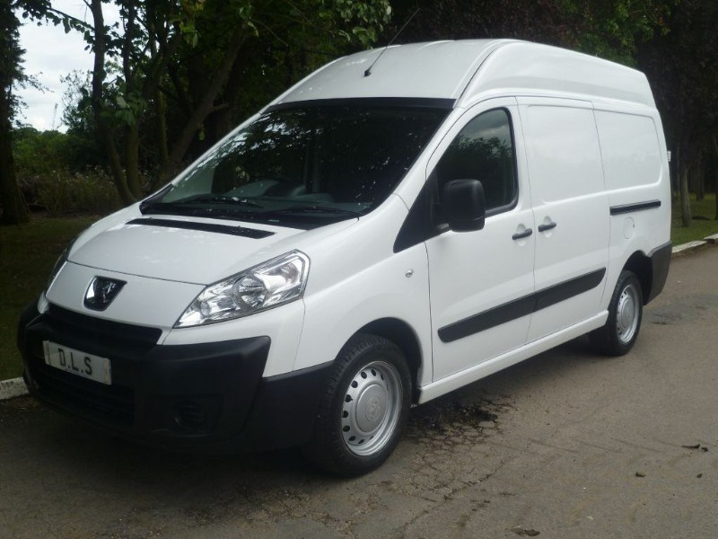 Peugeot Expertl2 H2 Hdi Lwb H R For Sale Chelmsford
