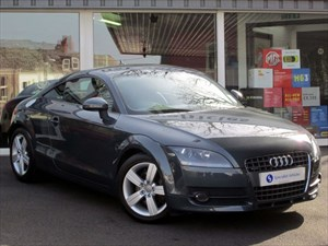 "used Audi TT TDI QUATTRO - 17"" ALLOYS - FASH - ONLY £125 TAX in plymouth-devon"