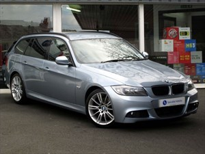 "used BMW 318d M Sport Business Edition - 18"" ALLOYS - LEATHER - SAT NAV - ONLY £30 TAX! in plymouth-devon"