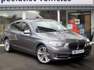 "used BMW 530d SE GRAN TURISMO - 20"" ALLOYS - LEATHER - SAT NAV - FBMWSH  in plymouth-devon"