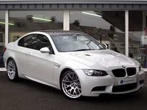 used BMW M3 Coupe DCT COMPETITION PACK in plymouth-devon
