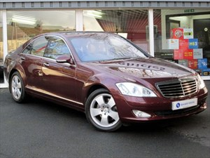 "used Mercedes S320 CDI 3.0 V6 - 18"" ALLOYS - VERY LOW MILEAGE - MASSIVE SPEC in plymouth-devon"