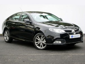used MG  MG6 GT TSE 1.9DTi - SAT NAV - BLUETOOTH in plymouth-devon