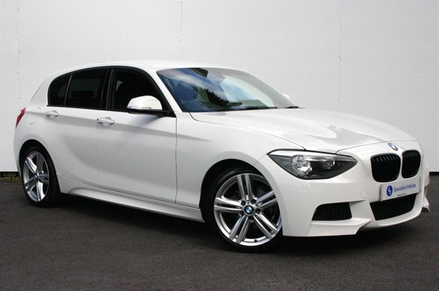 """used BMW 116i M Sport - VERY LOW MILEAGE - 1 OWNER - FULL BMW SERVICE HISTORY -18"""" ALLOYS in plymouth-devon"""