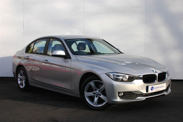"""used BMW 320d SE - 17"""" ALLOYS - SAT NAV - VERY LOW MILEAGE - 1 OWNER - FULL BMW HISTORY in plymouth-devon"""