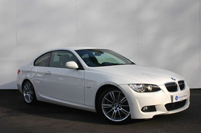 """used BMW 325d M Sport Coupe - 18"""" ALLOYS - SAT NAV - FULL BMW HISTORY in plymouth-devon"""