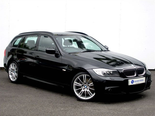"used BMW 330d M Sport Touring - 18"" ALLOYS - ONLY 1 OWNER - FSH in plymouth-devon"
