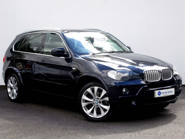 used BMW X5 SD M Sport - 7 SEATS - SAT NAV - FULL LEATHER - FBMWSH in plymouth-devon