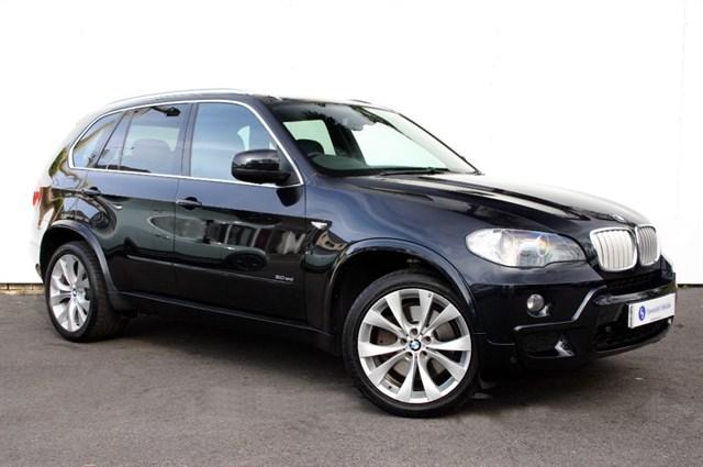 "used BMW X5 3.0SD M Sport - 7 SEATS - SAT NAV - 20"" ALLOYS - FULL BMW HISTORY -1 OWNER  in plymouth-devon"