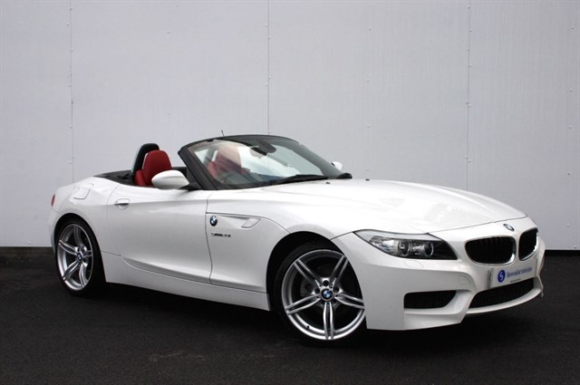 "used BMW Z4 2.0i sDRIVE M Sport - 19"" ALLOYS - FULL LEATHER - FULL BMWSH - ONLY 1 OWNER in plymouth-devon"