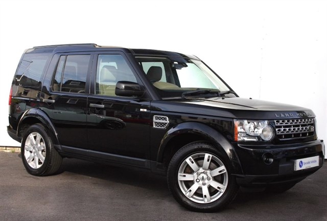 used Land Rover Discovery 4 3.0 TDv6 XS - SAT NAV - 7 SEATS - LEATHER - FULL HISTORY in plymouth-devon