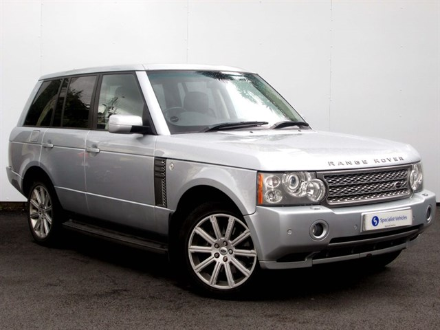 "used Land Rover Range Rover 3.6 TDV8 Vogue - 20"" ALLOYS - FULL LEATHER - SAT NAV - FLRSH in plymouth-devon"
