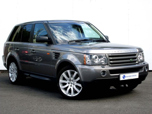 "used Land Rover Range Rover Sport HSE TDV6 - 20"" ALLOYS - FULL LEATHER - SAT NAV - VERY LOW MILEAGE - FSH in plymouth-devon"