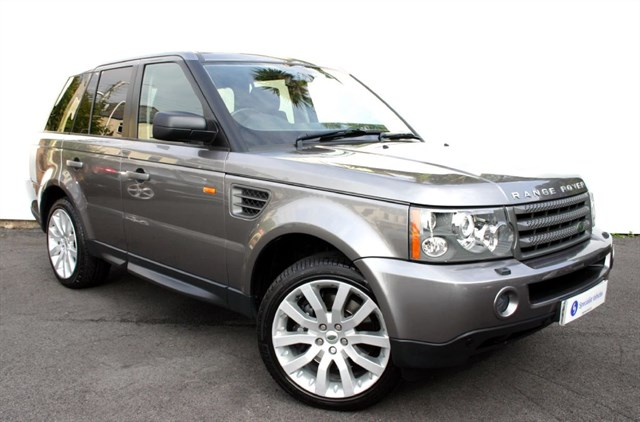 """used Land Rover Range Rover Sport HSE TDV6 - 20"""" ALLOYS - FULL LEATHER - SAT NAV - VERY LOW MILEAGE - FSH in plymouth-devon"""