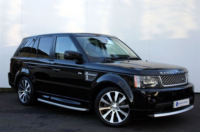 used Land Rover Range Rover Sport TDv6 AUTOBIOGRAPHY -SPECTACULAR EXAMPLE-FULL LR HISTORY-LR WARRANTY-1 OWNER in plymouth-devon