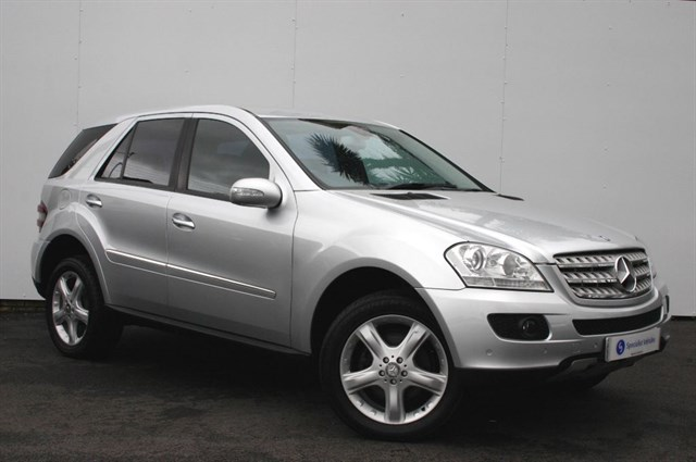 used Mercedes ML320 3.0 CDi Sport - 0% APR Available on this Car- £434 Deposit - £434 pcm x 48  in plymouth-devon