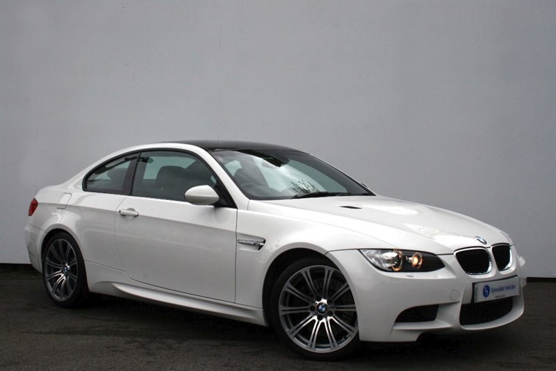 used BMW M3 4.0 Coupe ~ SAT NAV ~ HEATED LEATHER ~ FULL BMW HISTORY ~ STUNNING EXAMPLE in plymouth-devon