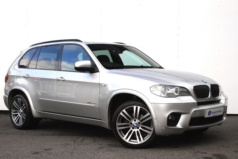 "used BMW X5 XDRIVE30D M SPORT - 20"" DUO TONE ALLOYS-PRO NAV-FULL BMW SERVICE HISTORY in plymouth-devon"