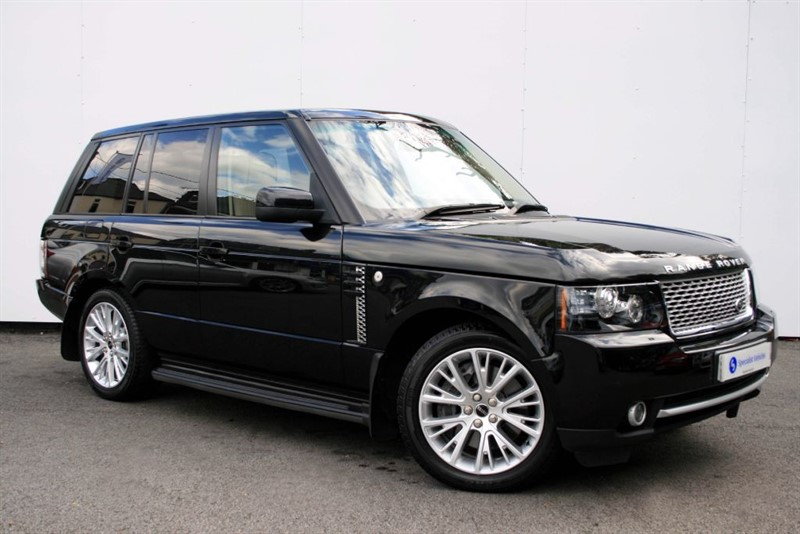 used Land Rover Range Rover TDV8 4.4 Westminster -FULL HEATED/COOLING LEATHER-SAT NAV-FULL L R HISTORY in plymouth-devon