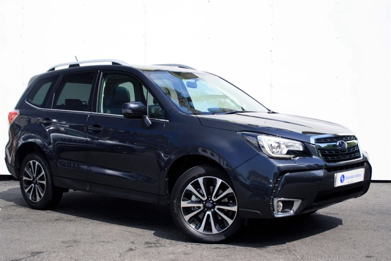 used Subaru Forester XT Turbo - NEW - SUBARU SYMETRICAL ALL WHEEL DRIVE - 5 YEAR WARRANTY  in plymouth-devon