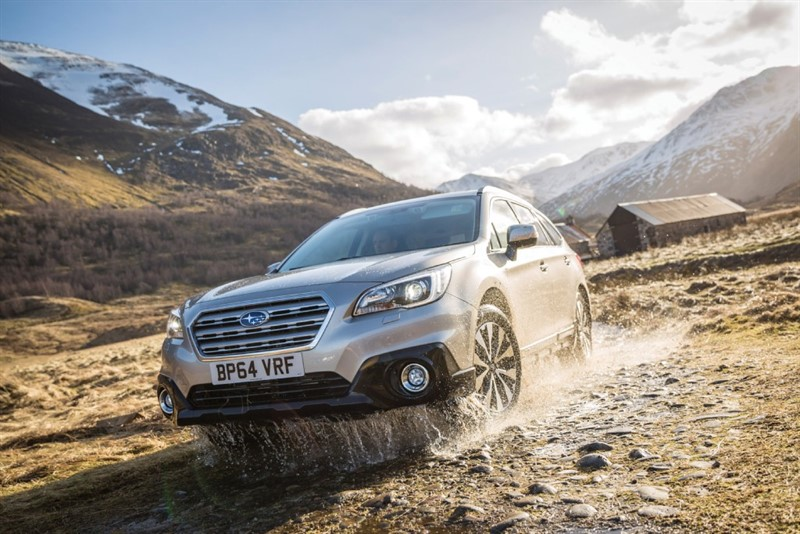 used Subaru Outback D SE PREMIUM - NEW - SUBARU SYMMETRICAL ALL WHEEL DRIVE - 5 YEAR WARRANTY  in plymouth-devon