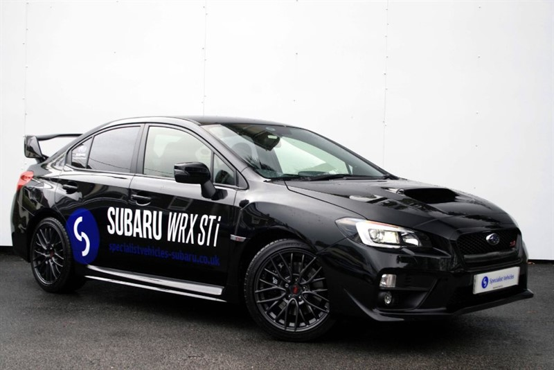 used Subaru WRX STI TYPE UK - AVOID NEW ORDER WAITING TIME   in plymouth-devon