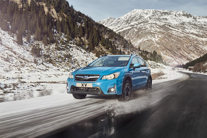 used Subaru XV 2.0D SE - NEW - SUBARU SYMMETRICAL ALL WHEEL DRIVE - 5 YEAR WARRANTY in plymouth-devon