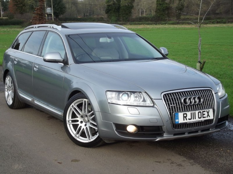 audi a6 allroad tdi quattro for sale in oxfordshire from continental cars. Black Bedroom Furniture Sets. Home Design Ideas