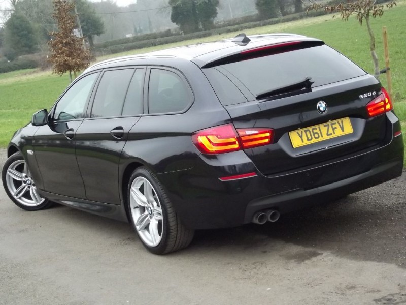 bmw 520d m sport touring for sale in oxfordshire from continental cars. Black Bedroom Furniture Sets. Home Design Ideas