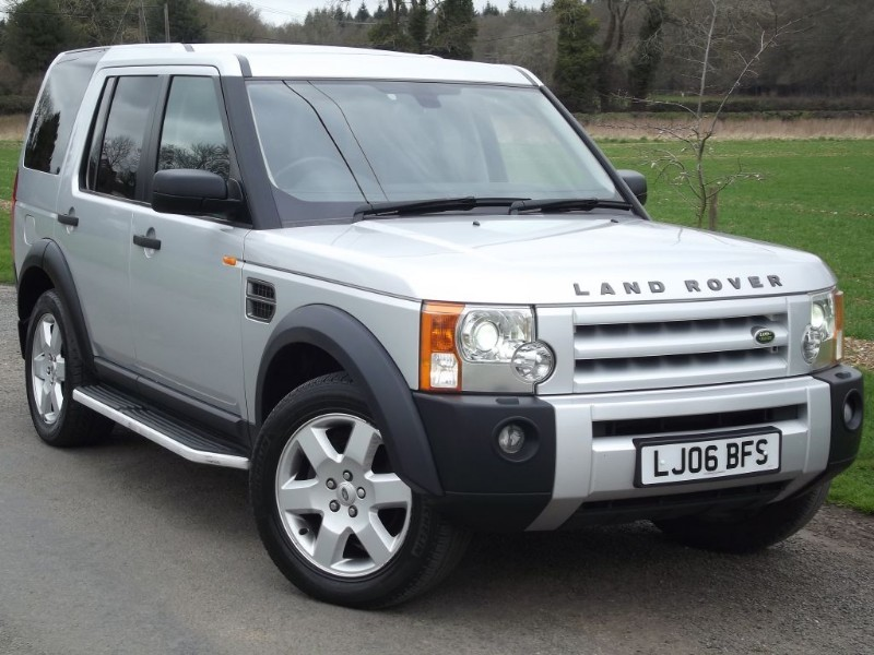 Land Rover Discovery 3 Tdv6 Hse Side Steps Rear Entertainment Privacy Glass For Sale In