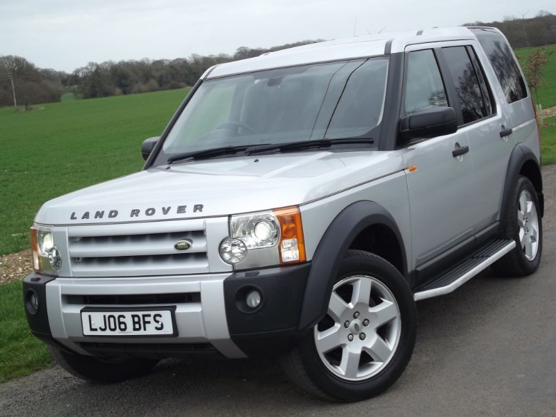 Land Rover Discovery 3 Tdv6 Hse Side Steps Rear