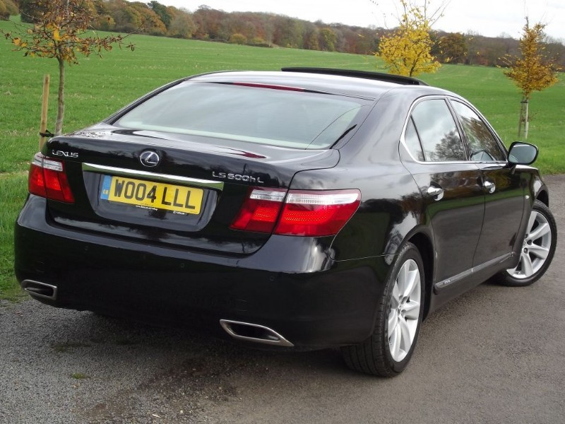 lexus ls 600h l rsr for sale in oxfordshire from. Black Bedroom Furniture Sets. Home Design Ideas