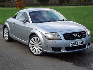 used Audi TT V6 QUATTRO in oxfordshire