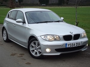 used BMW 120i SE AUTO - FULL LEATHER in oxfordshire