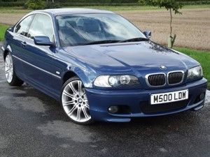 "used BMW 320 Ci SPORT - FULL LEATHER - 18"" MV ALLOYS in oxfordshire"