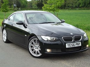 "used BMW 335d SE - M SPORT LOOK - 19"" MV ALLOYS - PRO NAV - CREAM LEATHER in oxfordshire"