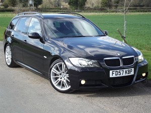 used BMW 335d M SPORT TOURING - STUNNING CAR - BIG SPEC - PRO NAV - XENONS in oxfordshire