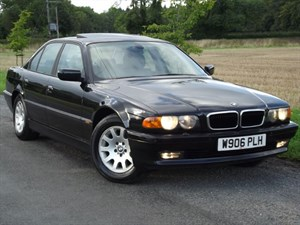 used BMW 735i SAT NAV ~ SUNROOF ~ 6CD in oxfordshire