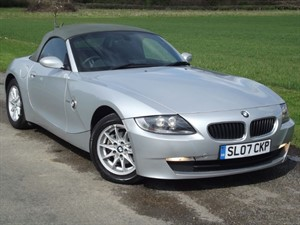 used BMW Z4 SE ROADSTER - IMMACULATE VERY LOW MILEAGE EXAMPLE in oxfordshire