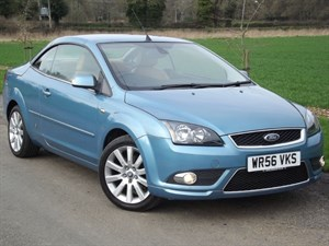 used Ford Focus CC 3 - FULL LEATHER~SAT NAV~STUNNING CAR in oxfordshire