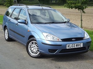 used Ford Focus LX - LOVELY CLEAN EXAMPLE - FAULTLESS CAR in oxfordshire