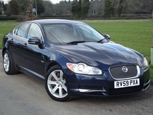 used Jaguar XF V6 LUXURY - STUNNING CAR - 1 OWNER - FULL JAG HISTORY in oxfordshire
