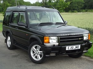 used Land Rover Discovery TD5 ES in oxfordshire