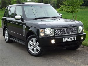 used Land Rover Range Rover V8 VOGUE - LOVELY EXAMPLE - SUPER CONDITION in oxfordshire
