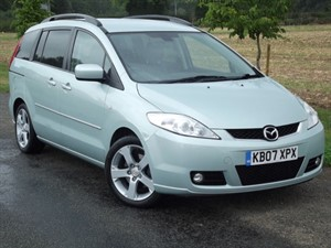 used Mazda Mazda5 5 SPORT - PRIVACY GLASS - 7 SEATS - NEW MOT in oxfordshire