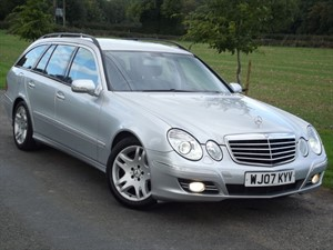 used Mercedes E320 CDI SPORT - FULL LEATHER - SAT NAV in oxfordshire
