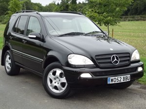 used Mercedes ML270 CDi Avantgarde - CREAM LEATHER - 7 SEATS - SAT NAV in oxfordshire